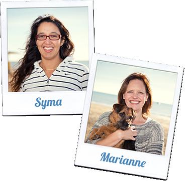Marianne and Syma - Coastal VAs