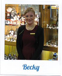 Becky - The Antiques Centre York