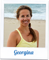 Georgina Sayer - Shore Pilates