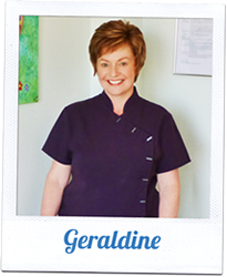 Geraldine Brown - Halcyon Complementary Therapies